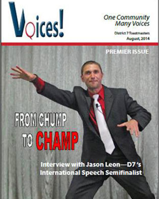 Voices! August 2014