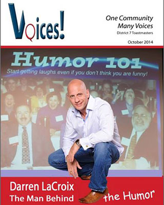 Voices! October 2014