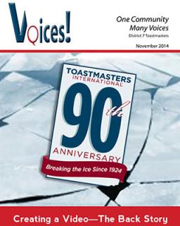 Voices! November 2014