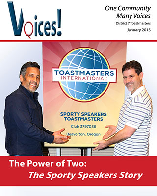 Voices! January 2015