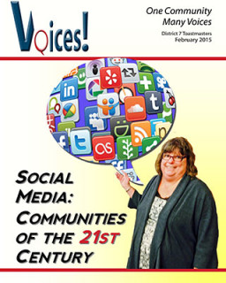 Voices! February 2015
