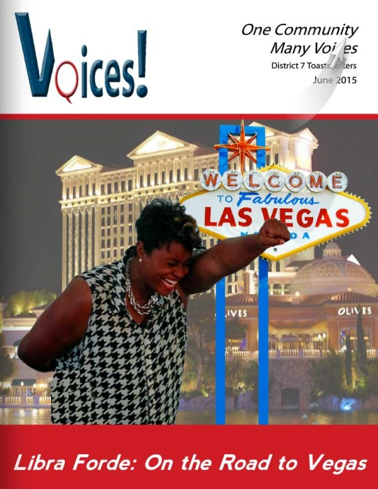 Voices! June 2015