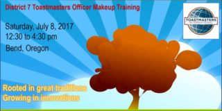 Division I Makeup Training (High Desert) @ Downtown Bend Library - Brooks Room |  |  |