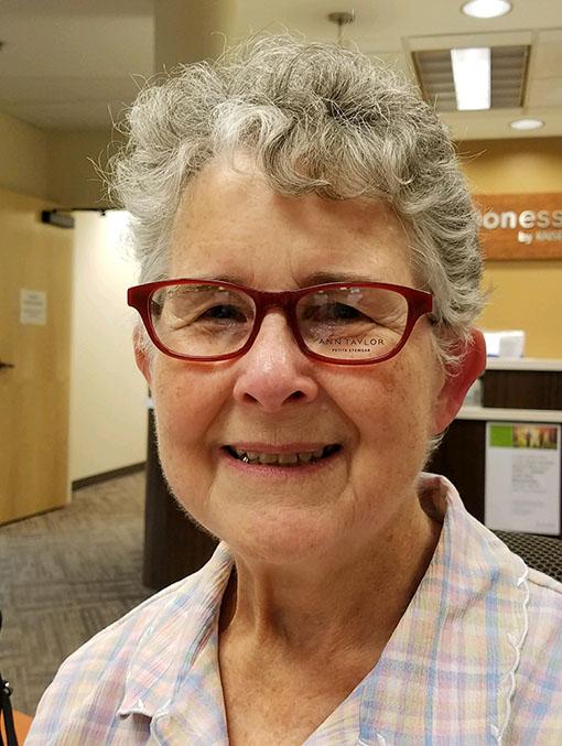 Linda Sloan - Division C Director