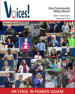 Voices! September 2014