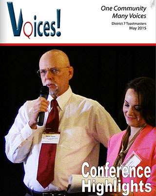 Voices! May 2015