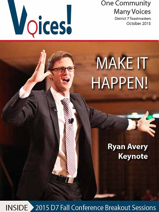 Voices! October 2015