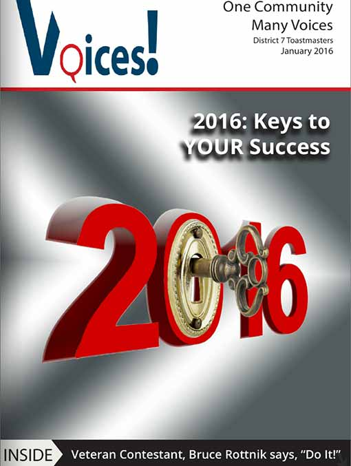 Voices! January 2016