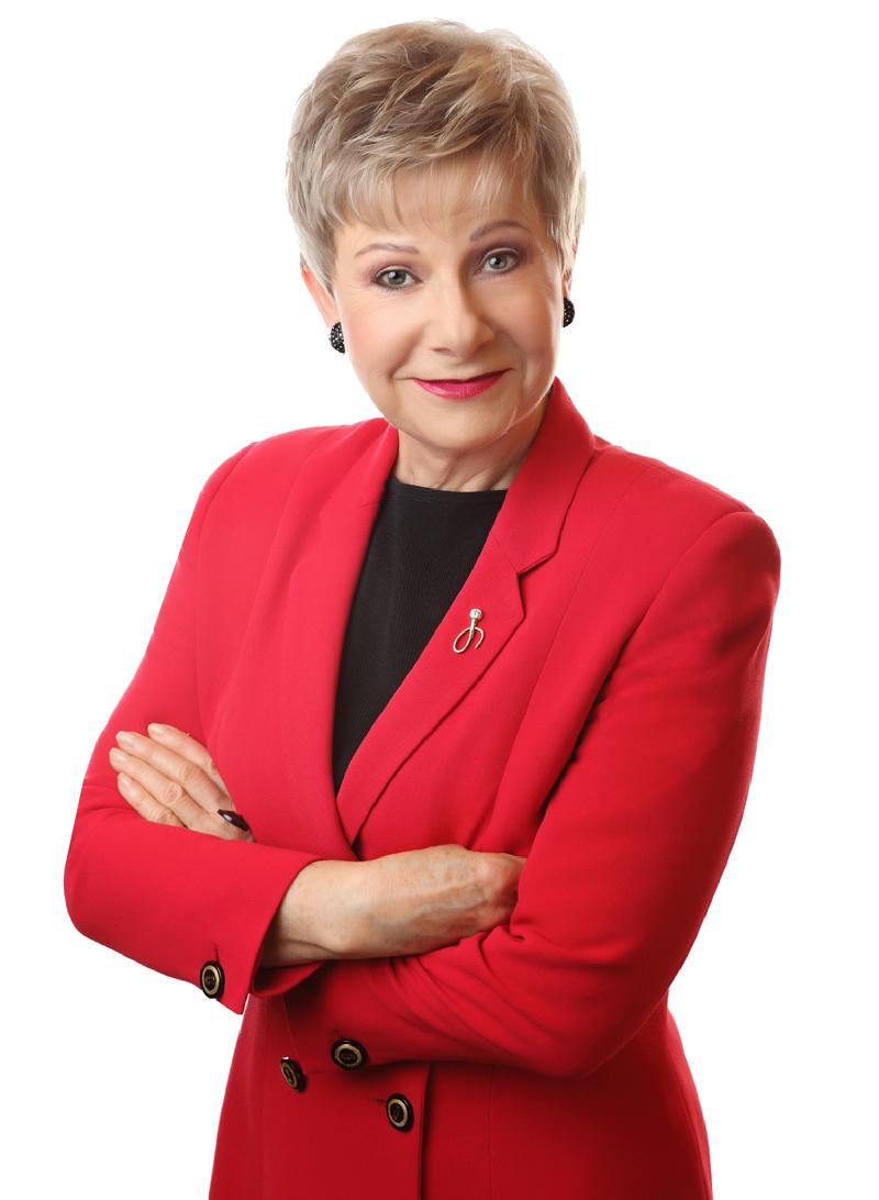 Patricia Fripp Keynote