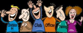 Division H Club Officer Training @ Beaverton Activities Center | Beaverton | Oregon | United States