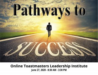 D7 Toastmasters Leadership Institute (TLI) @ Online | Clackamas | Oregon | United States
