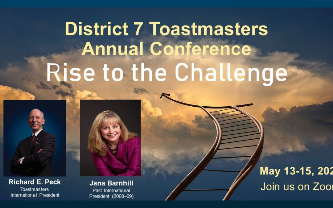 District 7 Conference – Thursday Night