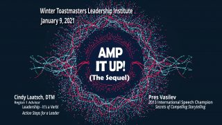AMP IT UP!: THE SEQUEL @ Online Zoom Event
